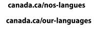 noslangues.gc.ca Portail linguistique du Canada