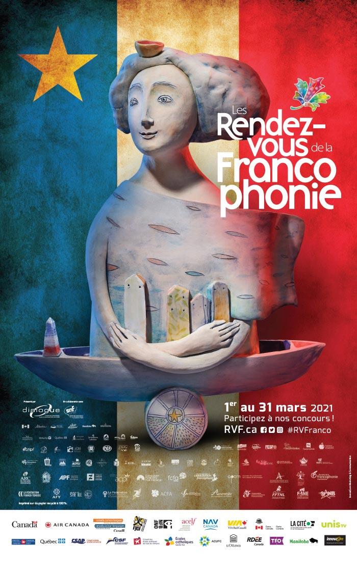 Affiche RVF 2021