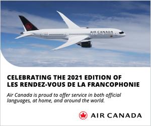 Air Canada Ad