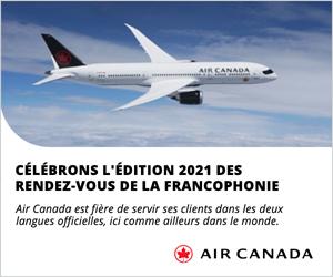 Publicité Air Canada